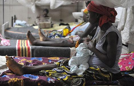 Una de cada 8 mujeres muere en Sierra Leona por complicaciones en el embarazo o parto