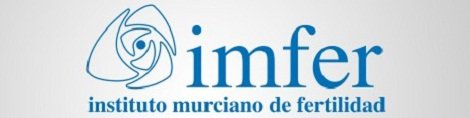 Logo clínica IMFER (instituto murciano de infertilidad)