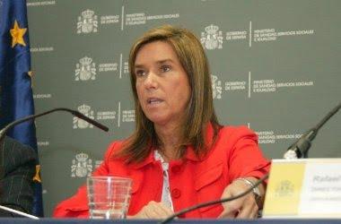 La ministra Ana Mato excluye la reproduccion asistida